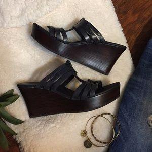 UGG Shoes - UGG || 'Mattie' Platform Wedge Sandal